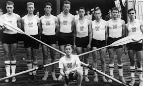 Washington Olympic Rowing Team 1936