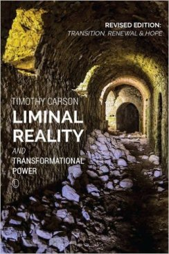 Liminal Reality Cover Art