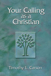 Your Calling as a Christian cover